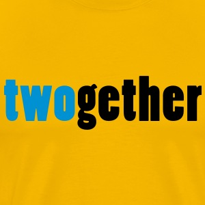 twins Twogether - Männer Premium T-Shirt