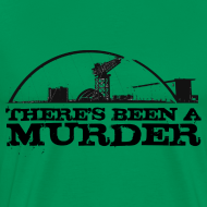 Design ~ There's Been A Murder