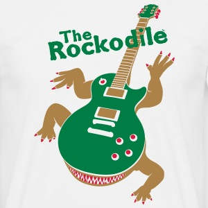 The Rockodile - Männer T-Shirt
