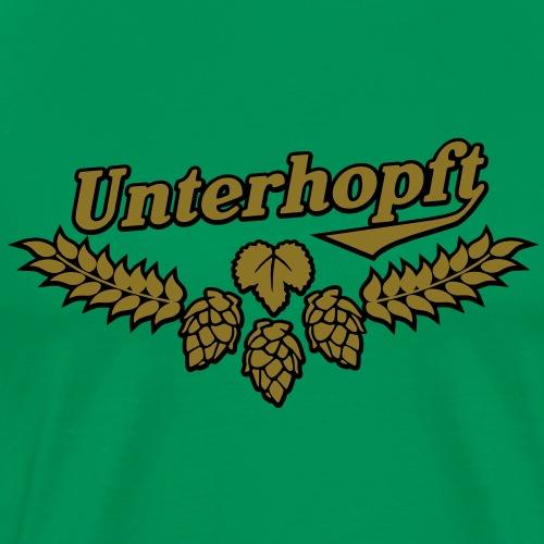 Unterhopft, Outline