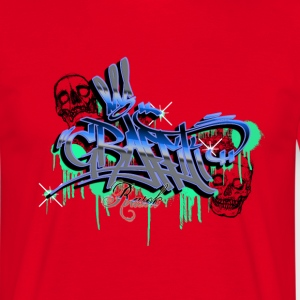 Graffiti T-Shirts - Men's T-Shirt
