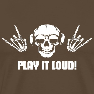 Play It Loud T-Shirts - Männer Premium T-Shirt
