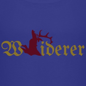 Wuiderer / Poacher (c, 2c) T-Shirts - Teenager Premium T-Shirt