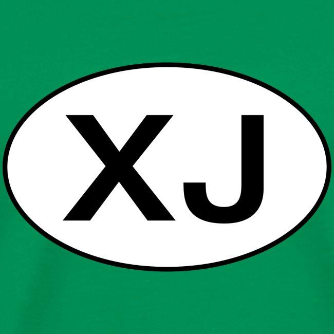 Jeep XJ Oval