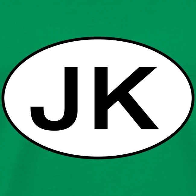 "Jeep ""JK"" Wrangler Oval"