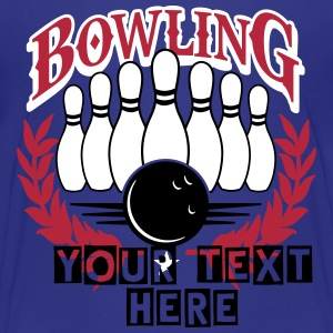 bowling T-Shirts - Teenager Premium T-Shirt