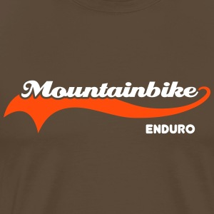 Mountainbike Enduro T-Shirts - Men's Premium T-Shirt