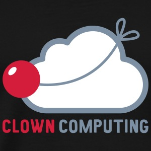 Clown Computing - Men's Premium T-Shirt