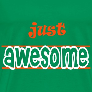 Just awesome Camisetas - Camiseta premium hombre