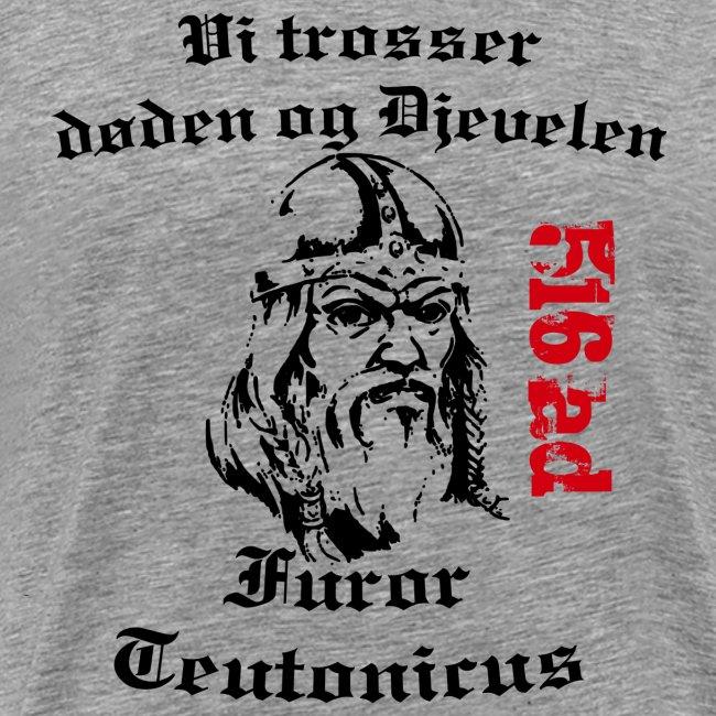 """Männer T-Shirt klassisch """"516-a.d."""""""