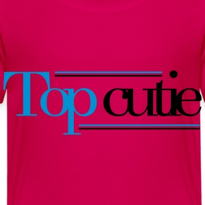 Top Cutie Shirts - Kids' Premium T-Shirt