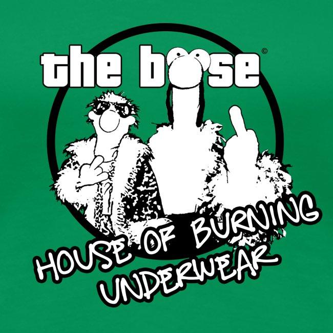 HOUSE OF BURNING UNDERWEAR
