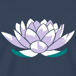 Lotus flower	 - Men's Premium T-Shirt