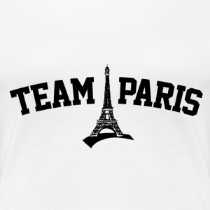 Team Paris T-Shirts - Women's Premium T-Shirt
