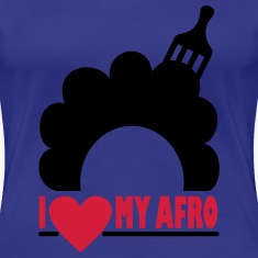 I Love My Afro T-Shirts