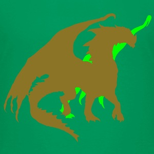 Dragon T-Shirts - Kinder Premium T-Shirt