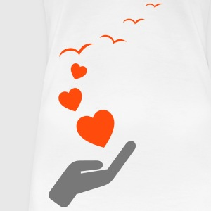 Love To Give Tee shirts - T-shirt Premium Femme
