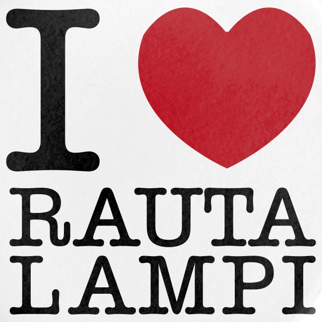 I love Rautalampi -pinssit