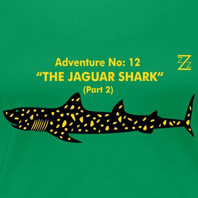 Adventure No.12 The Jaguar Shark