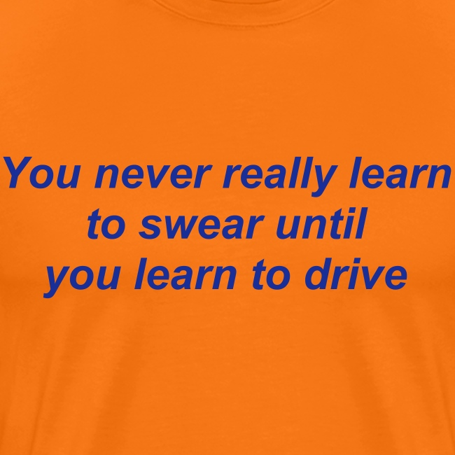 Learn to swear