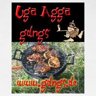 Motiv ~ Ladys UgaAgga-Logo