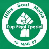 Design ~ Cup Final - Hibs Soul Mafia