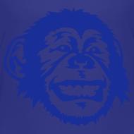 Motiv ~ Kinder-Shirt mit Äffchen