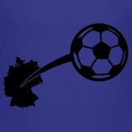 Motiv ~ Motive-Kinder-Shirt, Fussball