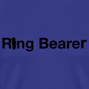 Sky ring bearer T-Shirts - Men's Premium T-Shirt