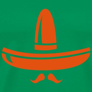 Bottlegreen Sombrero T-Shirts - Men's Premium T-Shirt