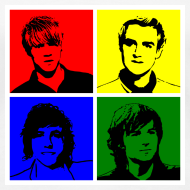 Design ~ McFly Pop Art (T-Shirt)