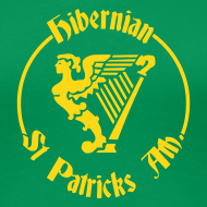 Design ~ hibs & st pats  (you choose the colour of this item)