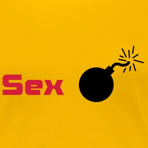 Sex-Bomb - Frauen Premium T-Shirt