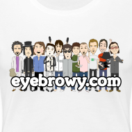 Design ~ eyebrowy logo - girls