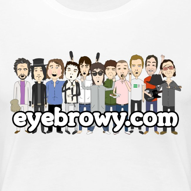 eyebrowy logo - girls