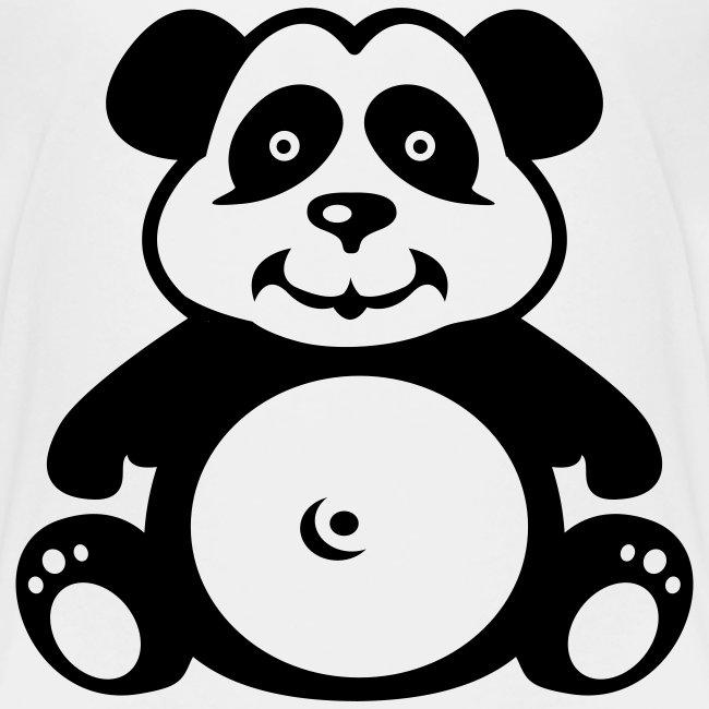 Cute For Kids - Panda (Blue)