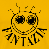Design ~ Fantazia Logo front Customisable rear