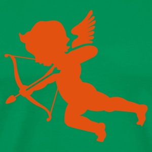 Bottlegreen Cupid 1 T-Shirt - Männer Premium T-Shirt