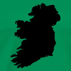 Grass green Ireland T-Shirts