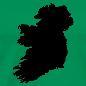 Grass green Ireland T-Shirts - Men's Premium T-Shirt