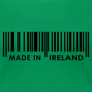 Kelly green Made in Ireland Ladies' - Women's Premium T-Shirt