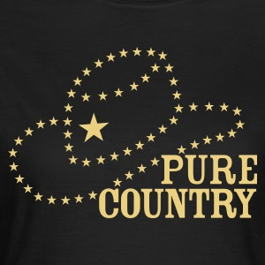 PURE COUNTRY - Frauen T-Shirt