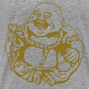 Lotus Buddha - Men's Premium T-Shirt