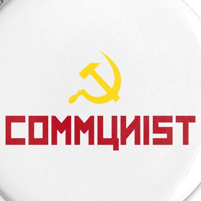 Communist Badge
