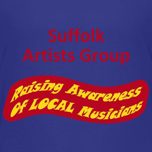 Suffolk Artists Group (Sky Blue)