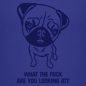 What the f*** are you looking at? Shirts - Teenage Premium T-Shirt