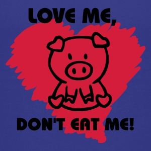 Sky Love me, don't eat me Kinder - Teenager Premium T-Shirt