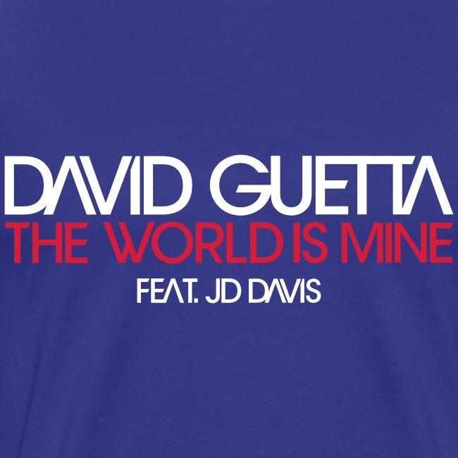 David Guetta World Homme