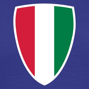 Royal blue Italian Shield T-Shirts - Men's Premium T-Shirt