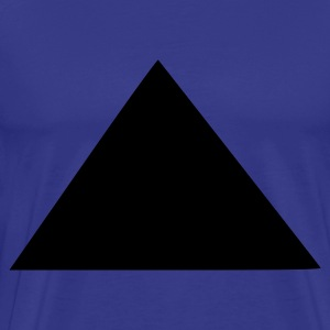 Sky triangle T-Shirts - Men's Premium T-Shirt